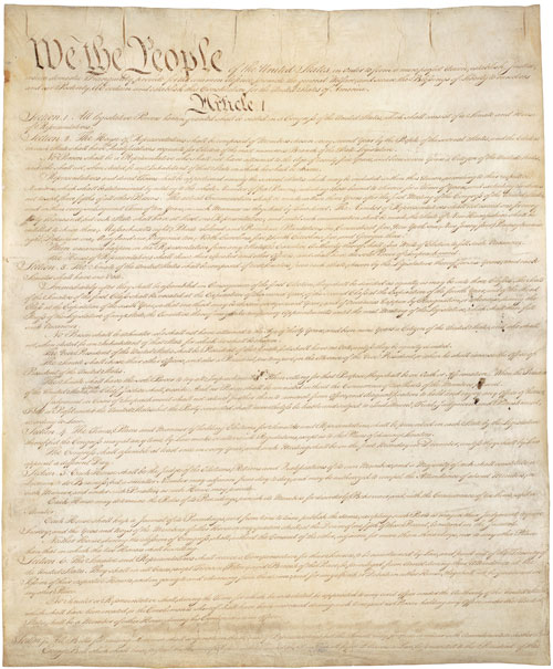 United States (US) Constitution.